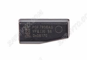 Чип ключ иммобилизатора (транспондер) Ларгус PCF7936AS