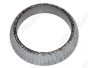 Кольцо глушителя Ларгус, Renault 16 кл. (графитовое) 8200520353