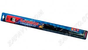 """Щетка стеклоочистителя гибридная RAINBOX 24""""/60см. 1118 Калина, 2190 Гранта"""