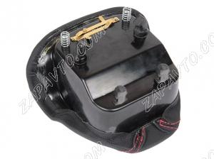 Заглушка подушки безопасности (рулевое колесо) 2170 Приора, Калина 2 кожа
