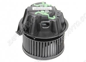 Электродвигатель отопителя в сборе Ларгус (16кл.) N107536E0006 Valeo