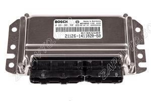 Контроллер BOSCH 21126-1411020-60 (М7.9.7+) Калина Спорт 1,6 16V