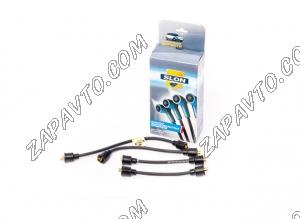 Провода высоковольтные ГАЗ (двиг. 406) (без наконеч.) SLON (в упаковке)
