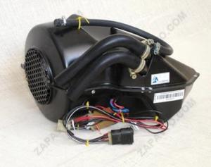 Отопитель салона дополнительный 2110 б/с (заказ, регулируемый) ТехноМастер