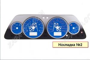 Накладка комбинации 2115 (тюнинг)