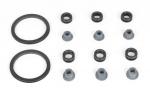 Ремкомплект крышки защиты ГРМ 21124 (втул.6шт.,втул.6шт.,к-цо.2шт.)