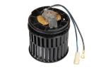 Электродвигатель отопителя в сборе 2110