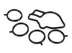 Прокладка (уплотнитель) газового канала и патр.дроссел. 21101-21104 (1.6L) A409