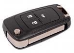 Ключ замка зажигания Chevrolet Cruze (выкидной без платы)