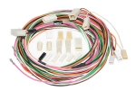 Жгут проводов электрозеркал 2115 с плоским разъемом