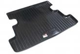 Коврик багажника 2131 Нива (резина)