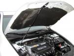 "Упор капота Honda Accord VIII (2008-2012) (в сборе с кронштейном) ""ТехноМастер"""