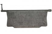 Заслонка отопителя 2110 алюминиевая большая нового образца
