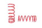 Пружины задней подвески 2101 ТЕХНО РЕССОР (красные -30мм) 2шт