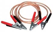 Провода силовые для аварийного запуска двигателя 200А (2 м.)