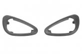 Облицовка ручки двери внутренняя 2123 Шевроле Нива (2шт.)
