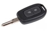 Ключ замка зажигания Renault HITAG 3 PCF 7961 (2 кнопки)