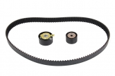 Ремень ГРМ Ларгус (16кл.) Nissan Almera, Renault Megan2 +2 ролика натяжной, опорный INA