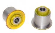 Сайлентблок нижнего рычага Ларгус VTULKA (полиуретан желтый) 2шт 17-06-122