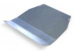 Защита двигателя алюминиевая для подрамника 2108, 2113-2115 АВТОПРОДУКТ