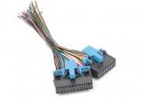 Разъем для контроллера 21214-1411010 (моновпрыск) GM ( 2шт.)
