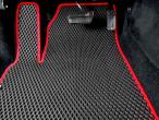 Коврики салона Nissan Terrano 3 c 2014 (3D лапа) EVA 4шт.