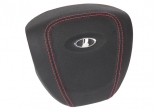 Заглушка подушки безопасности (рулевое колесо) 2190 Гранта кожа