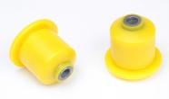 Сайлентблок заднего рычага 2110, 2170, 1118 С.П.Б (полиуретан, желтый) 2шт.  VZ-1-1-105-65