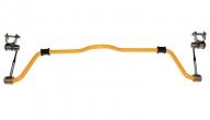 Стабилизатор поперечной устойчивости передний ШС 2108-2115, 2110, 2170 (д.22) полиуретан