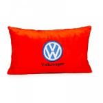 Подушка декоративная VOLKSWAGEN (красная)