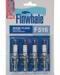 Свеча зажигания Finwhale F 516 16кл.  К100