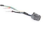 Разъем для резистора электровентилятора 2170 Panasonik