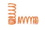Пружины задней подвески 2101 ТЕХНО РЕССОР (оранжевые -50мм) 2шт