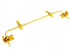 Стабилизатор поперечной устойчивости задний 2108-2110, Приора, Калина, Гранта (16мм) Легион