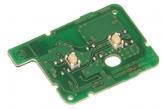 Плата ключа зажигания Renault HITAG 3 PCF 7939 (2 кнопки)