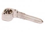 Заготовка выкидного ключа зажигания по типу Audi, Audi эконом для автомобилей ВАЗ в сборе