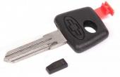 Ключ замка зажигания (обучающий, с чипом) 2123 Шеви Нива
