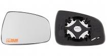 Элементы зеркал Ларгус, Renault Logan, Sandero, Duster SALINA (нейтр.антиблик)