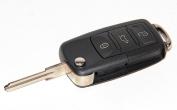 Ключ замка зажигания 1118, 2170, 2190, Datsun, 2123 (выкидной, без платы) по типу Volkswagen 3кнопки