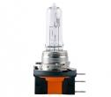 Лампа галогеновая H15 12V15/55W +30% ЛУЧ (ДХО+дальний свет+габариты)