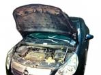 "Упор капота Opel Corsa D (2006-)(в сборе с кронштейном) ""ТехноМастер"""