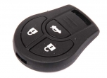 Пульт дистанционного управления Nissan Juke, Nissan Tiida 3 кнопки