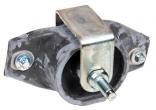 Подушка левой опоры двигателя в сборе 2110-2112, 2170-2172 Приора с ограничителями ТБ