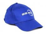 Кепка синяя с логотипом SS20