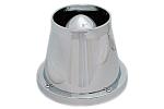 Фильтр воздушный нулевого сопротивления Pro.Sport Twister хром D70