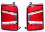 Фонарь задний 21214 Нива светодиодный красный Тюн-Авто 2шт.
