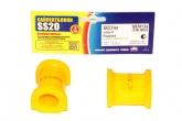 Втулка штанги стабилизатора 2192 Гранта люкс (24мм) SS20 (полиуретан, желтая) 2 шт 70134
