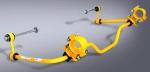 Стабилизатор поперечной устойчивости задний 2101-2107, 21213 Нива, 2123 ТехноМастер