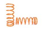 Пружины передней подвески 2101 ТЕХНО РЕССОР (драйв, оранжевые -50мм) 2шт