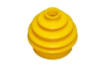 Пыльник ШРУСа наружный 2108-2110 VTULKA (полиуретан, желтый)